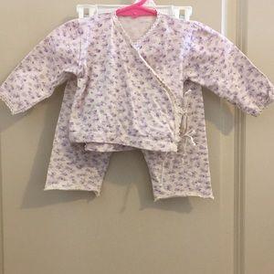 Other - Organic Baby Kimono Top & Pants